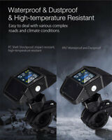 Solar Waterproof TPMS Motorcycle Real Time Tire Pressure Monitoring System