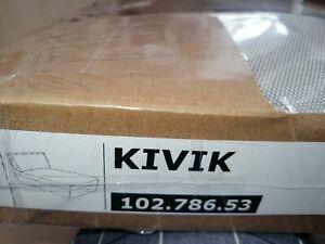 Ikea Bezug für Kivik Récamiere, Orrsta hellgrau neu 102.786.53
