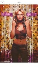 NEW YOUNG BRITNEY SPEARS 2000 Poster BEADS 9039