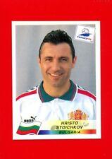 WC FRANCE '98 Panini 1998 - Figurina-Sticker n. 295 - STOICHKOV - BULGARIA -New