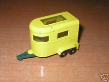 Matchbox-Lesney #43 Pony Trailer without pony's