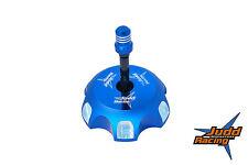 Bouchon de réservoir & Ventilateur Bleu pour Kawasaki,Yamaha 85,125,250,450 MX ,