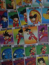 DRAGON BALL EDICIONES ESTE CROMOS CARTAS COLECCIONABLES EDICION 140 CARTAS