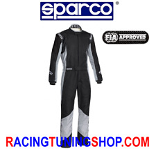 TUTA SPARCO GRIP RS-4 TAGLIA 52 - RACING SUIT SPARCO GRIP RS4 SIZE 52 RALLY SUIT