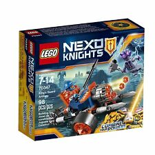 Lego Nexo Knights King's Guard Artillery 70347 New