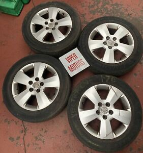 """Vauxhall Vectra C 16 Inch 16"""" Alloy Wheels and Tyres 2056016"""