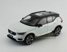 1:18 Scale Volvo XC40 Diecast Model White