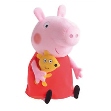Peluche Peppa Pig 20cm Rose NEUF Doudou