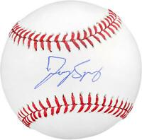 George Springer Astros Signed Baseball - Fanatics Authentic