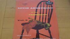Louis ARMSTRONG At the Crescendo vol 2 LP 1955 Brunswick