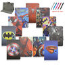 For Samsung Tablets Cover Case PU Leather Stand Flip Magnetic Universal Superman