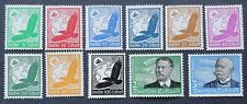 Germany 1934, Airmail,Full Series 529x/534x,535y,536x/539x, MNH Ideal condition