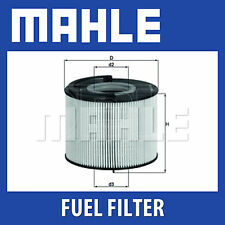 MAHLE Fuel Filter - KX192D - KX 192D - Genuine Part - Fits AUDI, PORSCHE, VW