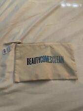 Beautycounter Make up bag