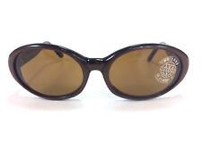 B1 NEW Vtg Deadstock Vuarnet Pouilloux Handmade France REF 074 Brown  Sunglasses 61b9eb9922