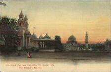 1904 St. Louis Louisiana Purchase Expo Rotograph Co Advertising Postcard