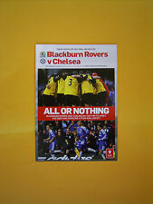 Fa Youth CUP FINAL 2nd LEG-Blackburn Rovers V Chelsea - 9th MAGGIO 2012