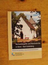 Rheinische Kunststätten Heft 454 2000 Michaelskapelle Bad Godesberg u. Marienk,