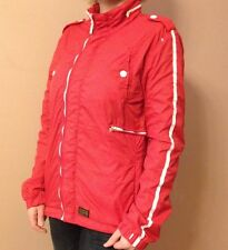 Woman G-Star Raw Red Jacket size Large