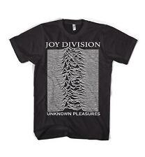 New Retro JOY DIVISION Unknown Pleasures Unisex T shirt  All Sizes Colours