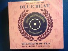 HISTORY. OF. BLUEBEAT. 3 CDs. BIRTH. OF SKA. BB76 - BB100. A nB. SIDES.