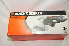 New Black and Decker 7750 4-1/2-Inch Small Angle Grinder 115mm Corded Hand Tool
