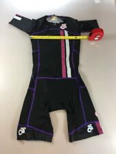 Champion System Womens Apex Triathlon Speed Suit Size Small S (5617-6)