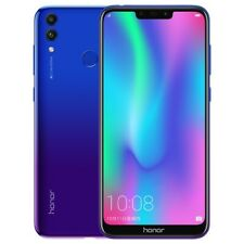 Huawei Honor 8C, Dual 4G, 4GB+128GB, China Version, Dual AI Back Cameras,m Blue)