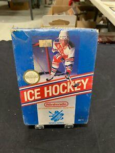 Vintage 1988 NES Sealed Unopened Ice Hockey Game