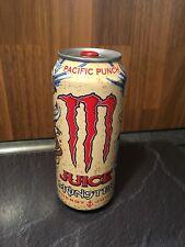 Monster Energy Drink Pacific Punch Juice USA Voll NEU RAR Sammler