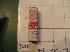 vintage TRICK/GAG/JOKE, 1950'S EL SKUNKO perfume in box, dried up in bottle
