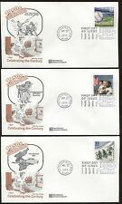 Set of 15 Celebrating The Century ArtMaster 1950's First Day of Issue Covers z18