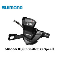 Shimano Deore XT-M8000 11-Speed Rapidfire Right Shifter Lever W/Cable MTB