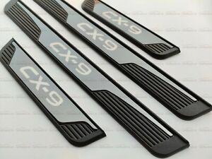 für Mazda CX9 Car Zubehör Teile Einstiegsleisten Beschützer Türrahmen Styling 21