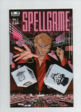 Spellgame #1-3 - Lot Of 3 Con Man John Dodge Las Vegas - (High Grade) 2005