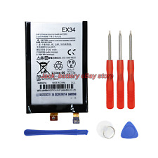 Battery EX34 for Moto X Phone XT1052 XT1056 XT1060 XT1058 XT1055 XT1053+NFC