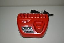 New Milwaukee M12 48-59-2401 12 Volt Lithium-ion  Battery Charger