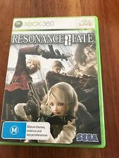 Resonance of Fate - XBOX 360 Game – Complete Condition