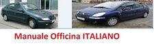 Citroen XSARA e XSARA PICASSO (1997/2010) Manuale OFFICINA riparazione ITALIANO