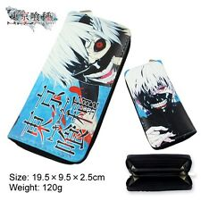 tokyo ghoul PU wallet fashion zip purse card holder new arrival 002