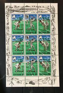 Guyana 1968 MCC's West Indies Tour SG445/447 - MLH