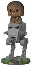 Figurine Funko Pop Star Wars - SW Chewbacca & At-st