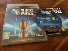 IRB Rugby World Cup 2011 - UK Sony PS4 Game + Instructions VGC