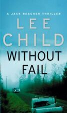 Without Fail: (Jack Reacher 6): A Jack Reacher Novel By Lee Child