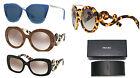 Prada Women's Sunglasses Baroque Cinema CatEye - 22 Styles - New Made in ITALY