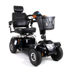 CareCo Daytona XLR 8mph Travels up to 30 miles Mobility Scooter - Black