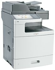 Lexmark X792de A4 Multifunction Colour Laser Printer 792de X792 792 47B1000 V1J