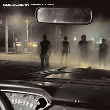 Socialburn - Where You Are [New CD] Manufactured On Demand
