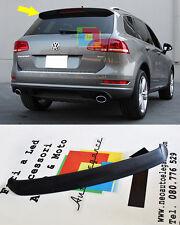 VW TOUAREG 2011+ SPOILER POSTERIORE SUL TETTO ALETTONE LOOK R-LINE