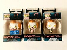 Funko POP! Keychain IT Chapter 2 PENNYWISE w/ Skateboard Exclusive & 2 EXTRA